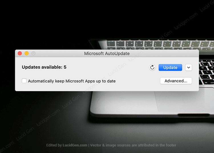 Cách xóa Microsoft AutoUpdate trên Macbook