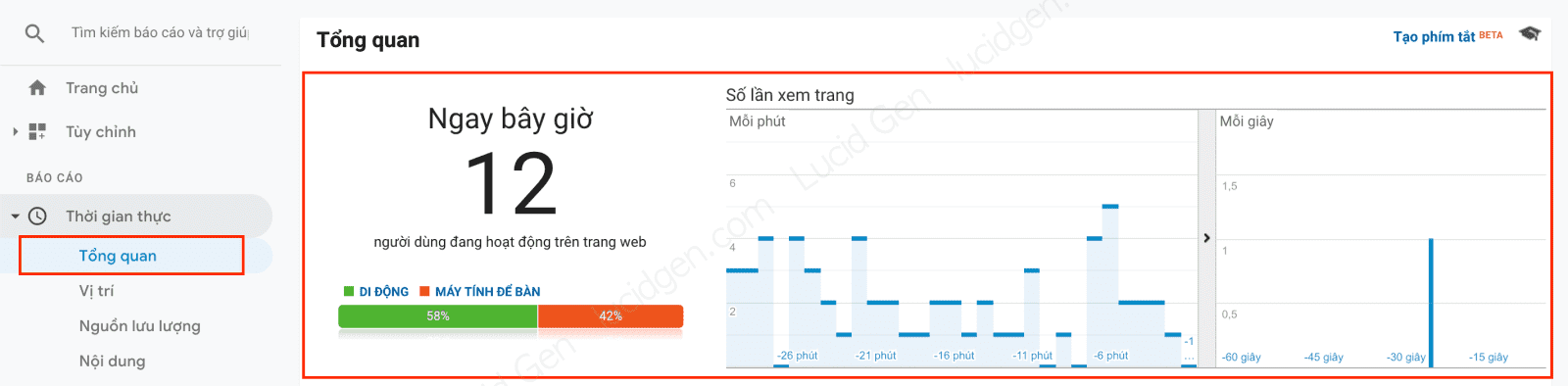 How to check if Google Analytics is working - Check Google Analytics Old Version