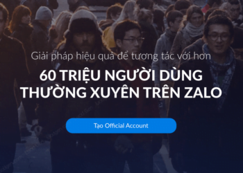 Cach tao Zalo Official Account - How to create a Zalo Official Account for instant approval