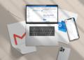 Cách cài Gmail vào Outlook đơn giản - Effect of add Gmail to Outlook